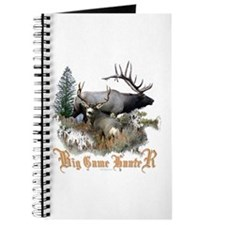 Big Game Hunter Journal