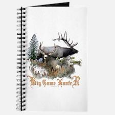 Big Game Hunter Journal