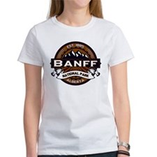 Banff Natl Park Vibrant Tee