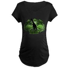 Giraffe in Nature T-Shirt