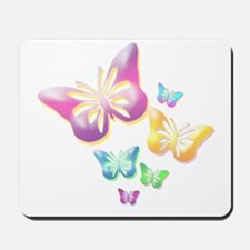 Butterfly Colors Mousepad