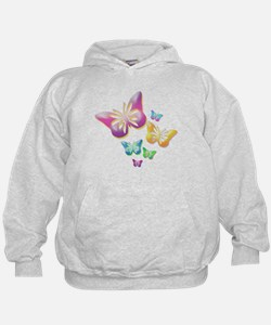 Butterfly Colors Hoodie