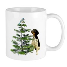Bird Dog Tree Mug