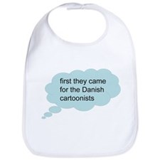 first they came - bubble Bib