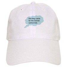 first they came - bubble Baseball Cap