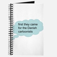 first they came - bubble Journal