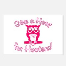 Give a Hoot for Hooters! Postcards (Package of 8)