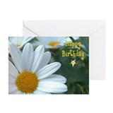 Daisy Greeting Cards (20 Pack)