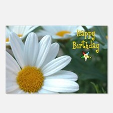 OES Happy Birthday Postcards (Package of 8)