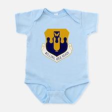 43rd Bomb Wing Infant Bodysuit