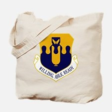 43rd Bomb Wing Tote Bag