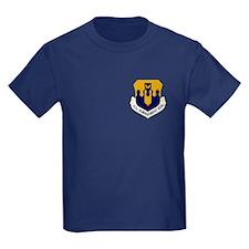 43rd Bomb Wing Kid's T-Shirt (Dark)