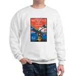 Join the Air Service (Front) Sweatshirt