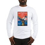 Join the Air Service (Front) Long Sleeve T-Shirt