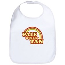 Pale is the new tan Bib