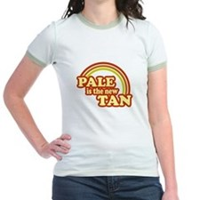 Pale is the new tan T
