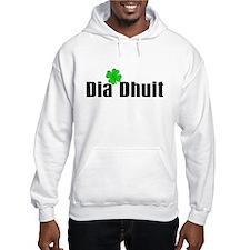 Hello (in Irish) Hoodie