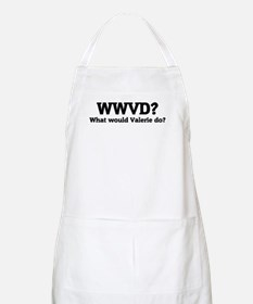 What would Valerie do? BBQ Apron