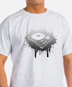 Graffiti Turntable T-Shirt
