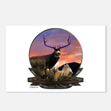 Monster Muley Postcards (Package of 8)