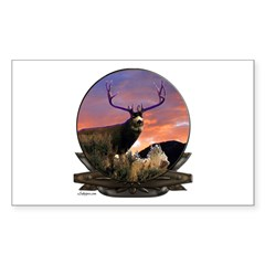 Monster Muley Decal