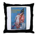 Columbia Calls U.S. Army Throw Pillow