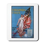 Columbia Calls U.S. Army Mousepad