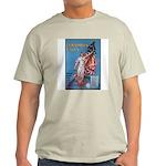 Columbia Calls U.S. Army Ash Grey T-Shirt