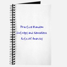 Entropy and Anarchy Journal