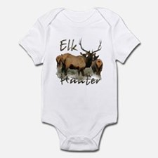 Elk Hunter Infant Bodysuit