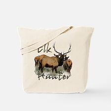 Elk Hunter Tote Bag