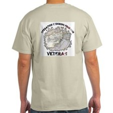 OEF Ash Grey T-Shirt