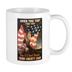Over the Top Liberty Bonds Mug