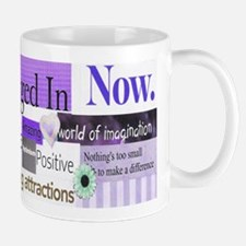 Live In The NOW Mug