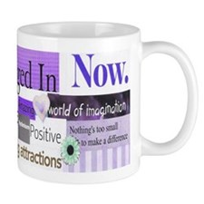 Live In The NOW Small Mug