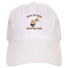 80th Birthday Beer Baseball Cap