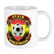 Spain World Soccer Power 2010 Small Mug