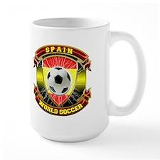 Spain World Soccer Power 2010 Mug