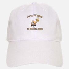 75th Birthday Beer Baseball Baseball Cap