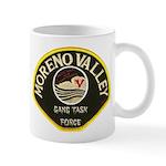 Moreno Valley Gang Task Force Mug