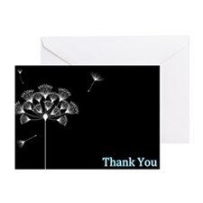 Dandilion Thank You Greeting Cards (Pk of 10)