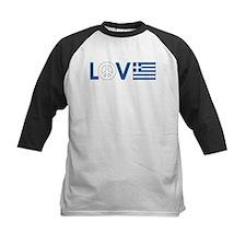 Love Peace Greece Tee