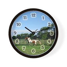 Wall Clock - Bubba