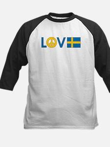 Love Peace Sweden Tee