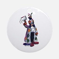 rAyCaSsO cLoWn Ornament (Round)