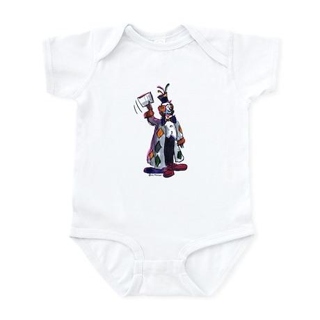 rAyCaSsO cLoWn Infant Creeper