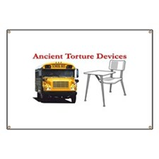 Ancient Torture Devices-2 Banner