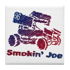 Smokin' Joe Tile Coaster