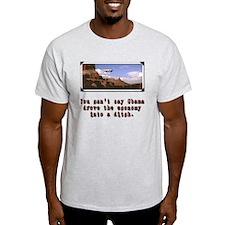 Obama Economy T-Shirt