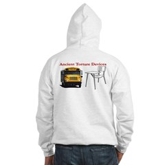 Ancient Torture Devices-2 Hoodie